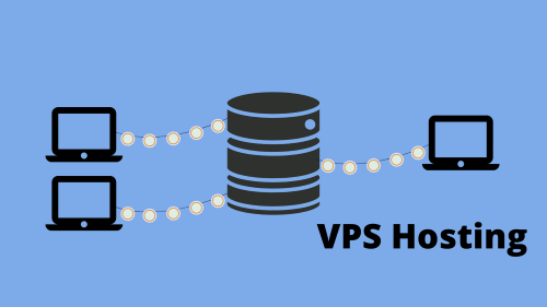 VPS Hosting as a types of hosting